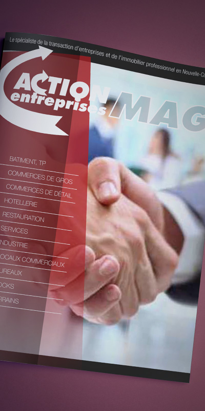 Action Entreprises Mag